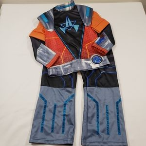 DISNEY MILES FROM TOMORROWLAND COSTUME DRESS UP